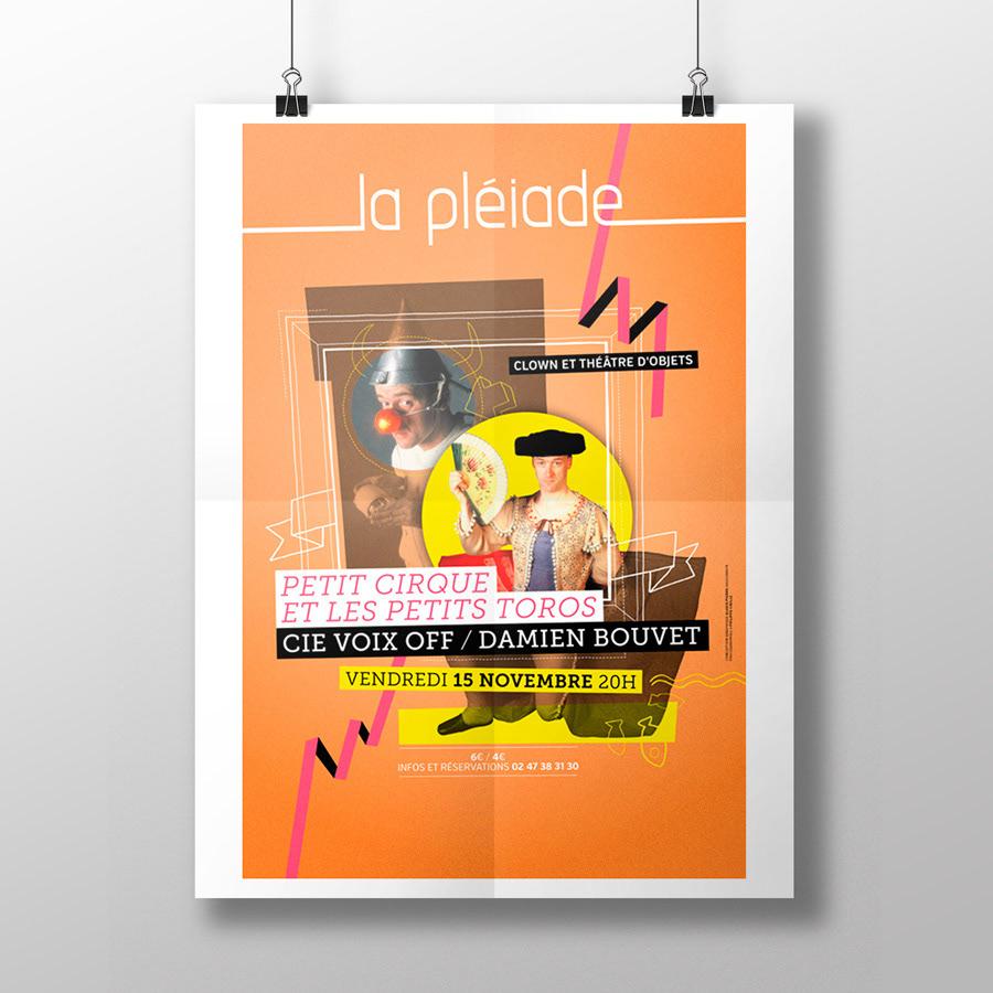 La Pléiade affiche 1