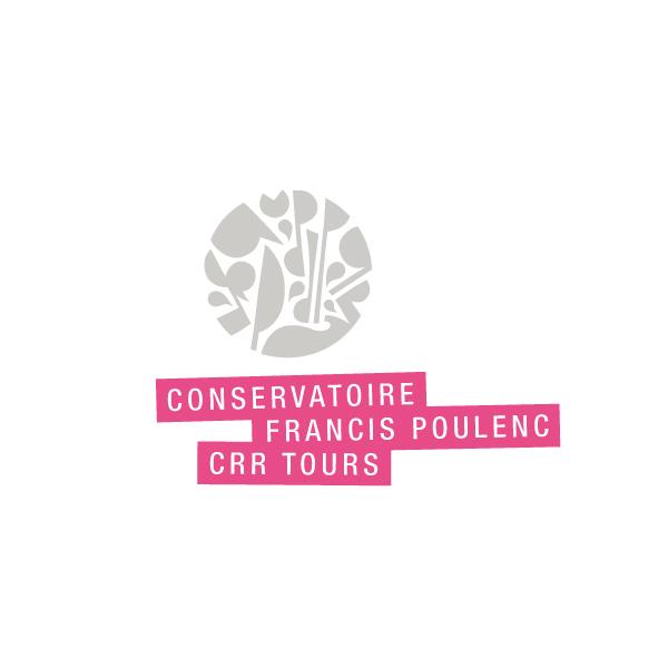 Logo CRR conservatoire de Tours