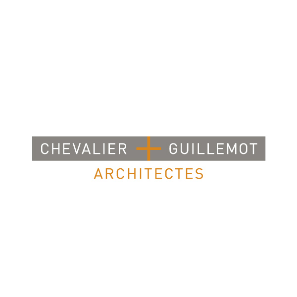 Logo Chevalier+Guillemot architectes