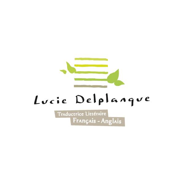 Logo Lucie Delplanque traductrice