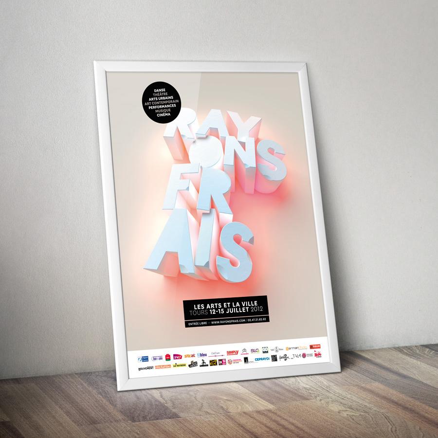 Rayons Frais 2012 affiche