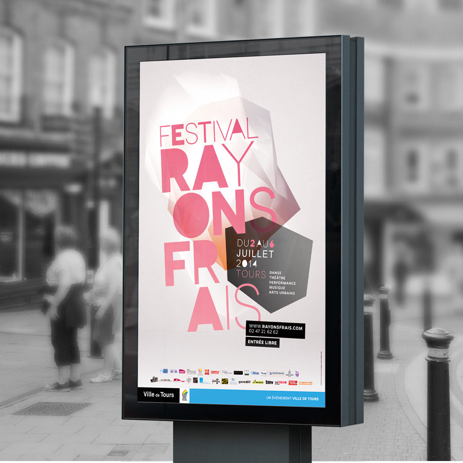 Rayons Frais 2014 affiche
