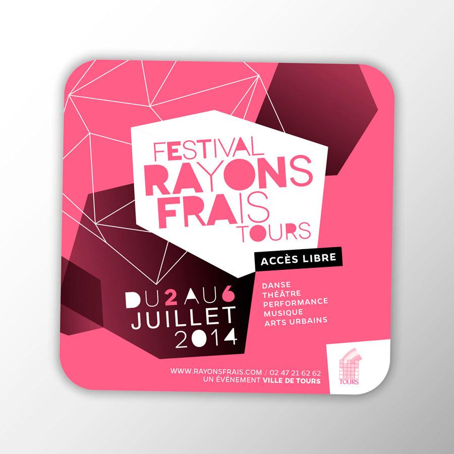 Rayons Frais 2014 sous-bock
