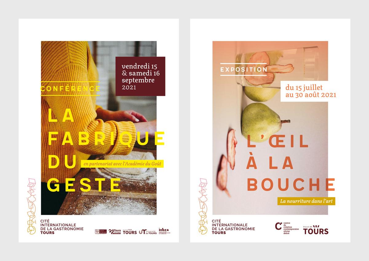 Cité de la Gastronomie - affiche 1