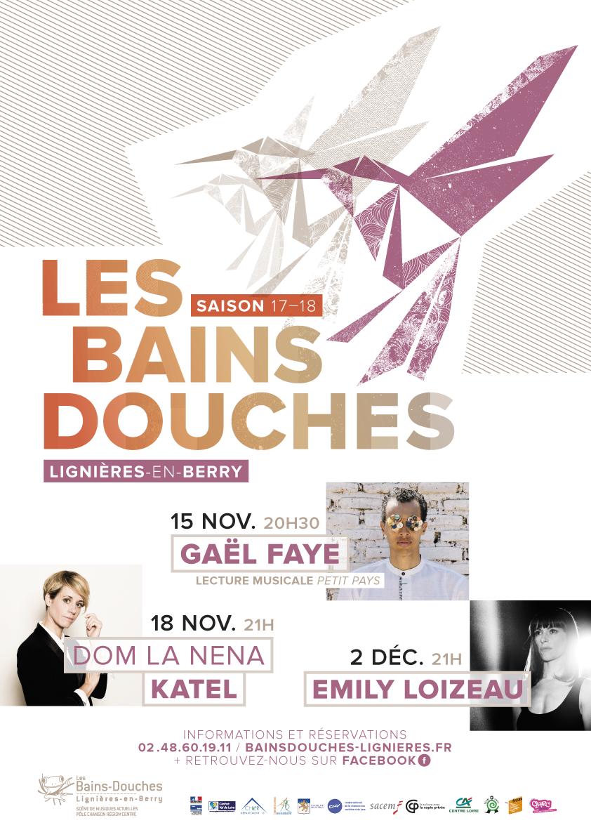 Les Bains-Douches saison 17-18 hiver