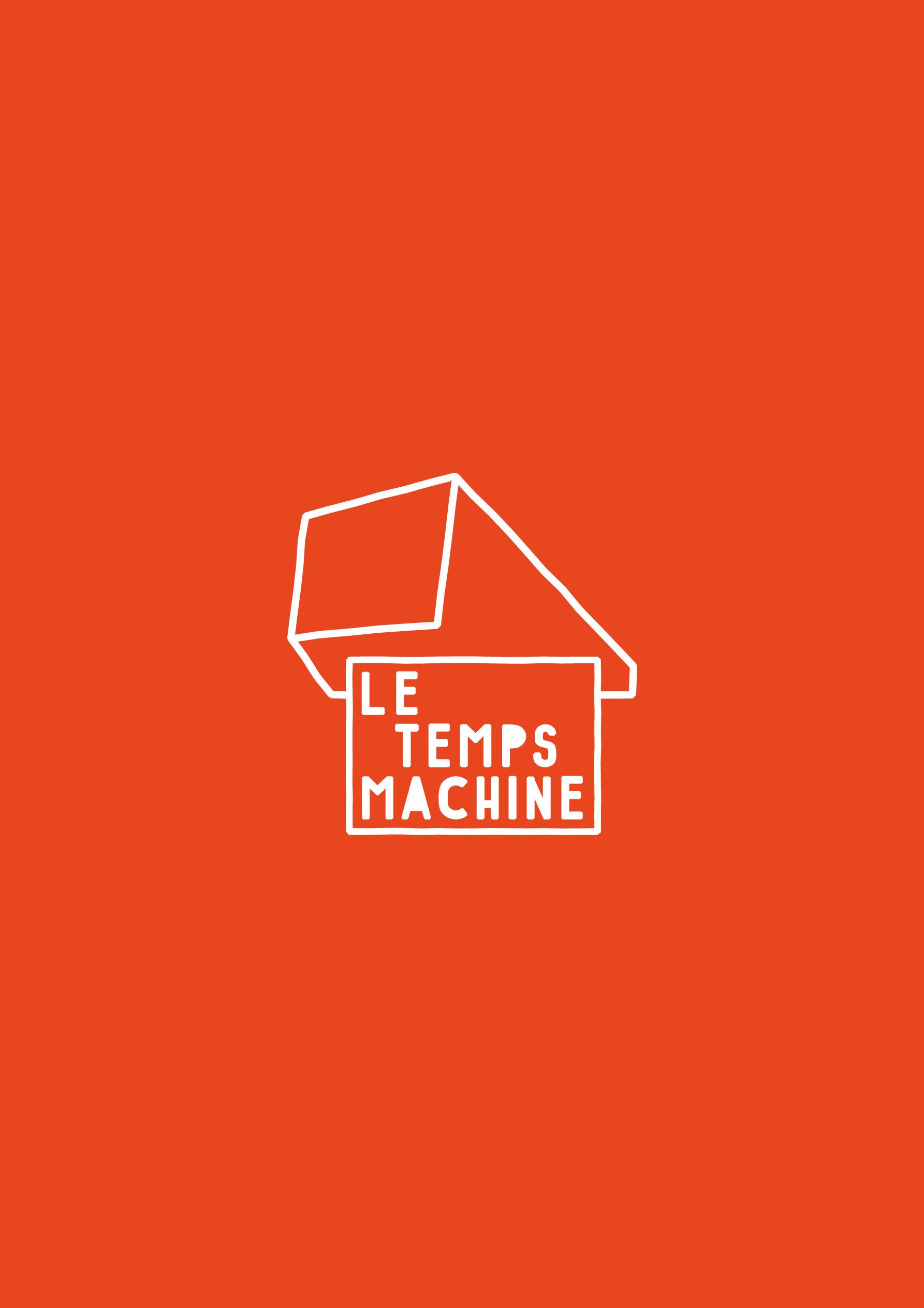 Le Temps Machine Logo