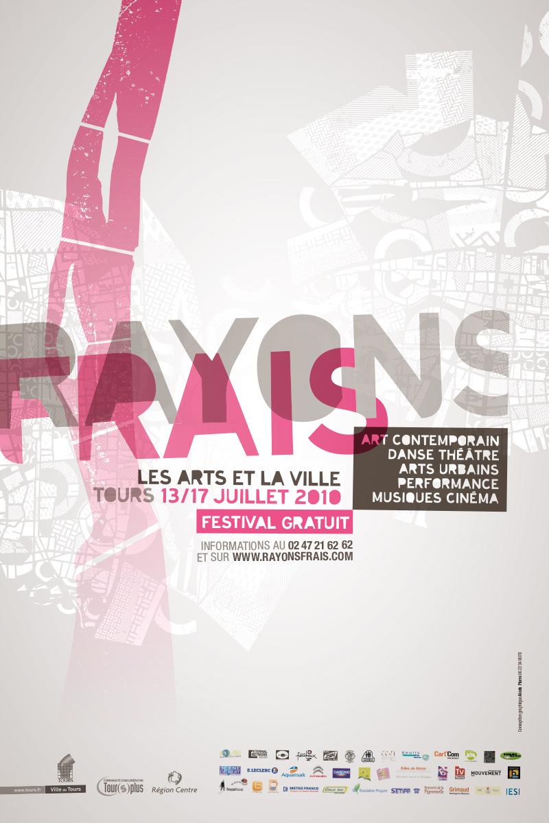 Rayons Frais 2010 affiche