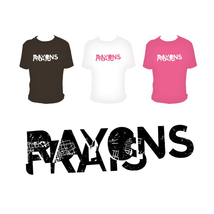 Rayons Frais 2010 t-shirt