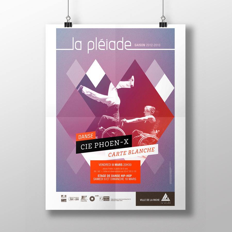 La Pléiade 2012 spectacle