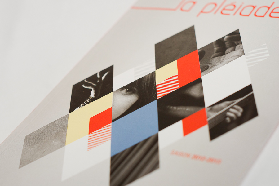 La Pléiade 2012 visuel 2