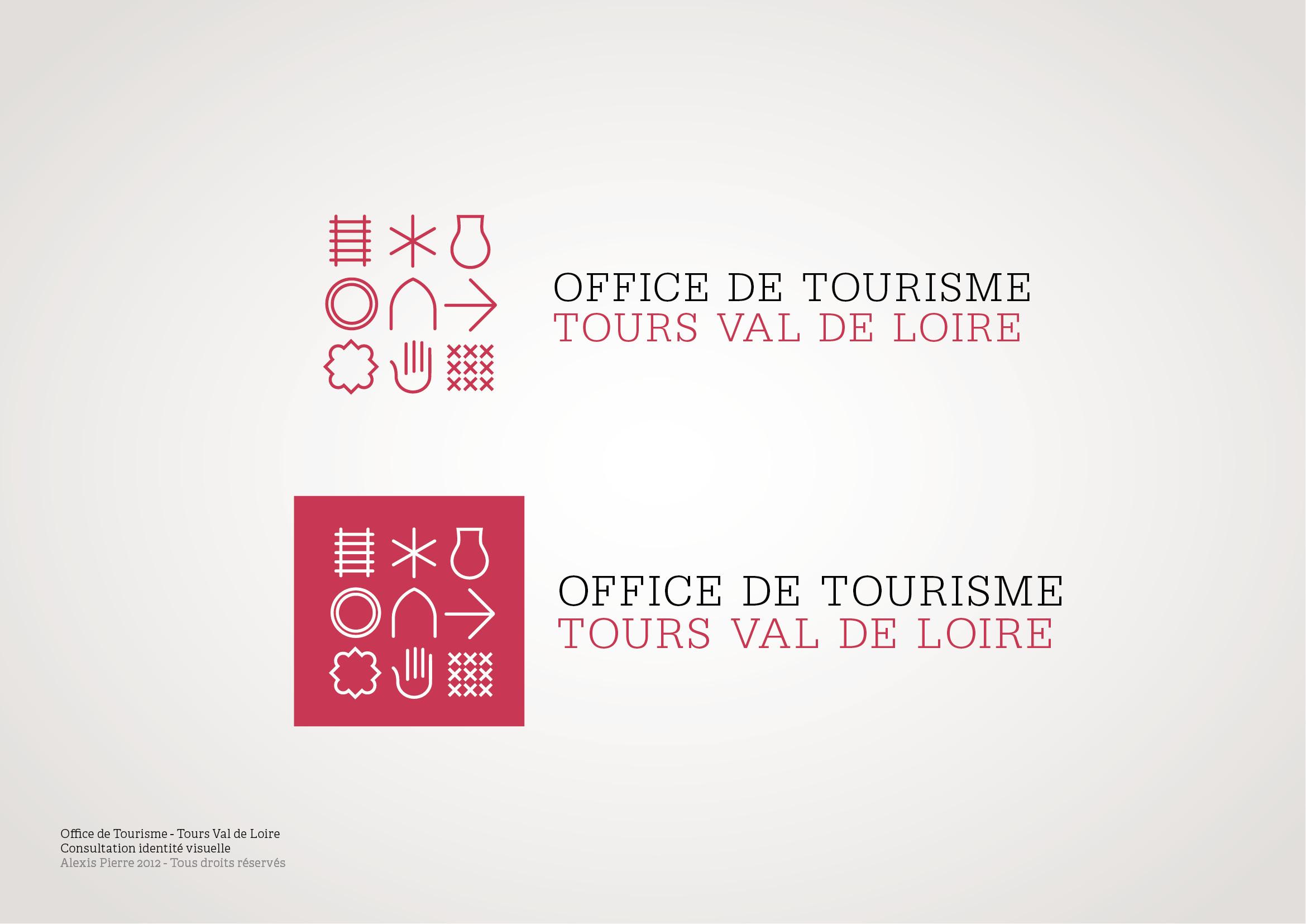 Tours Val de Loire Logo